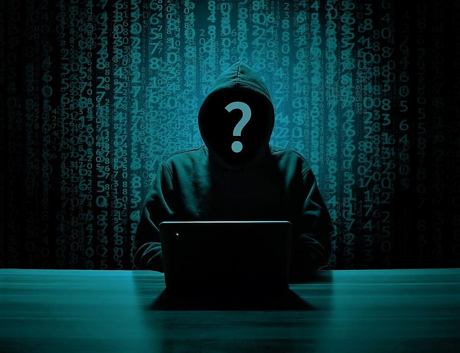 Hacker's photograph