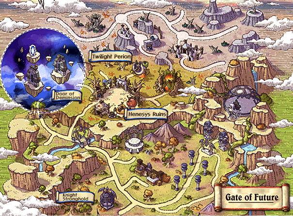 [MapleStory M] New World_ Gate of Future