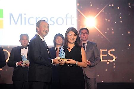 Microsoft CSR