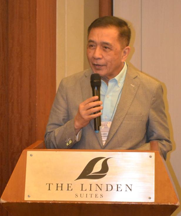 Secretary Saidamen B. Pangarugan