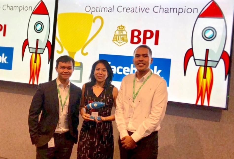 BPIaccepts the Optimal Creative Champion Award - Science and Digital News