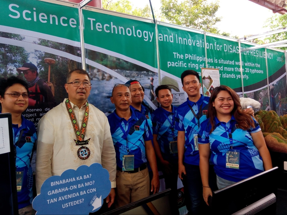 DOST Secretary Fortunato T. de la Peña during the 2018 Regional Science and Technology Week - Science and Digital News