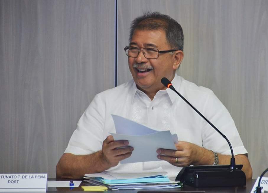Fortunato T. de la Peña ASEAN - Science and Digital News