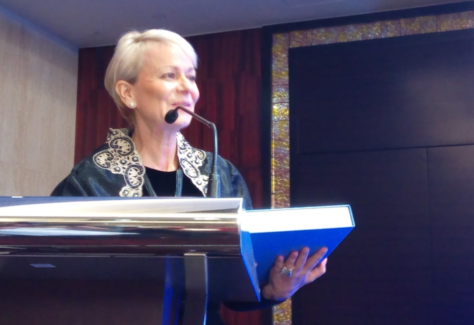 STEM IBM Asia Pacific CEO and Chair Harriet Green