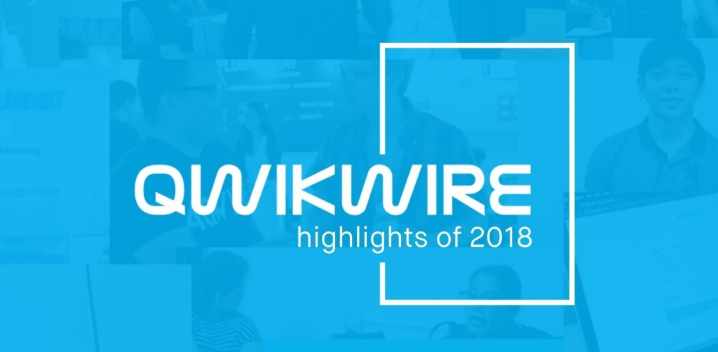 Qwikwire logo - Science and Digital News