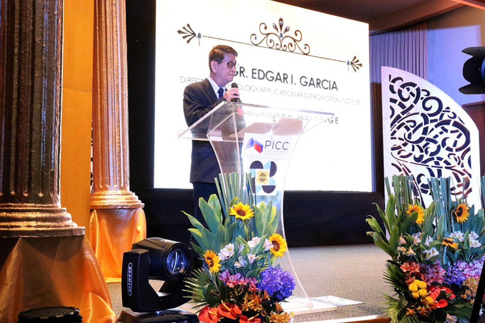 Director Edgar I. Garcia of the TAPI - Science and Digital News