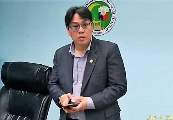 Dr. Dimapuno Alonto Datu Ramos, Jr., director of Bureau of External Relations -Science and DIgital News