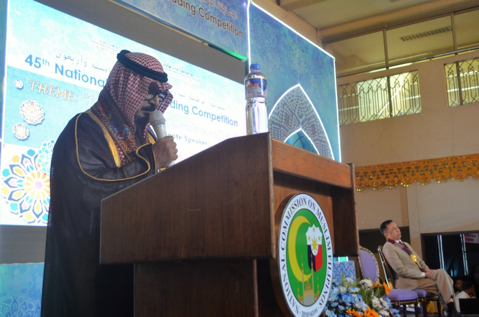 Amba Al Bussairy with Sec SBP podium
