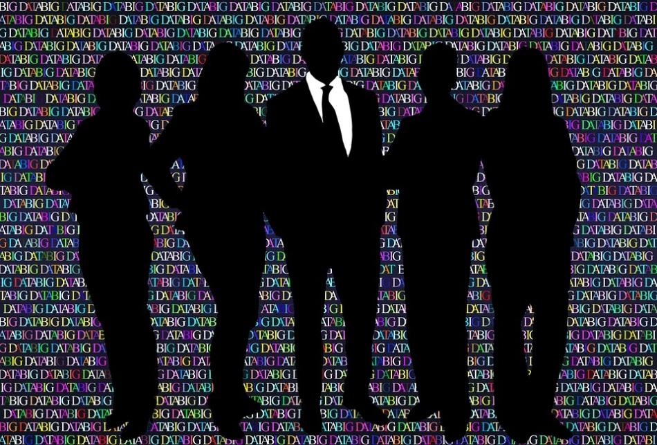 Big Data by The Digital Artist