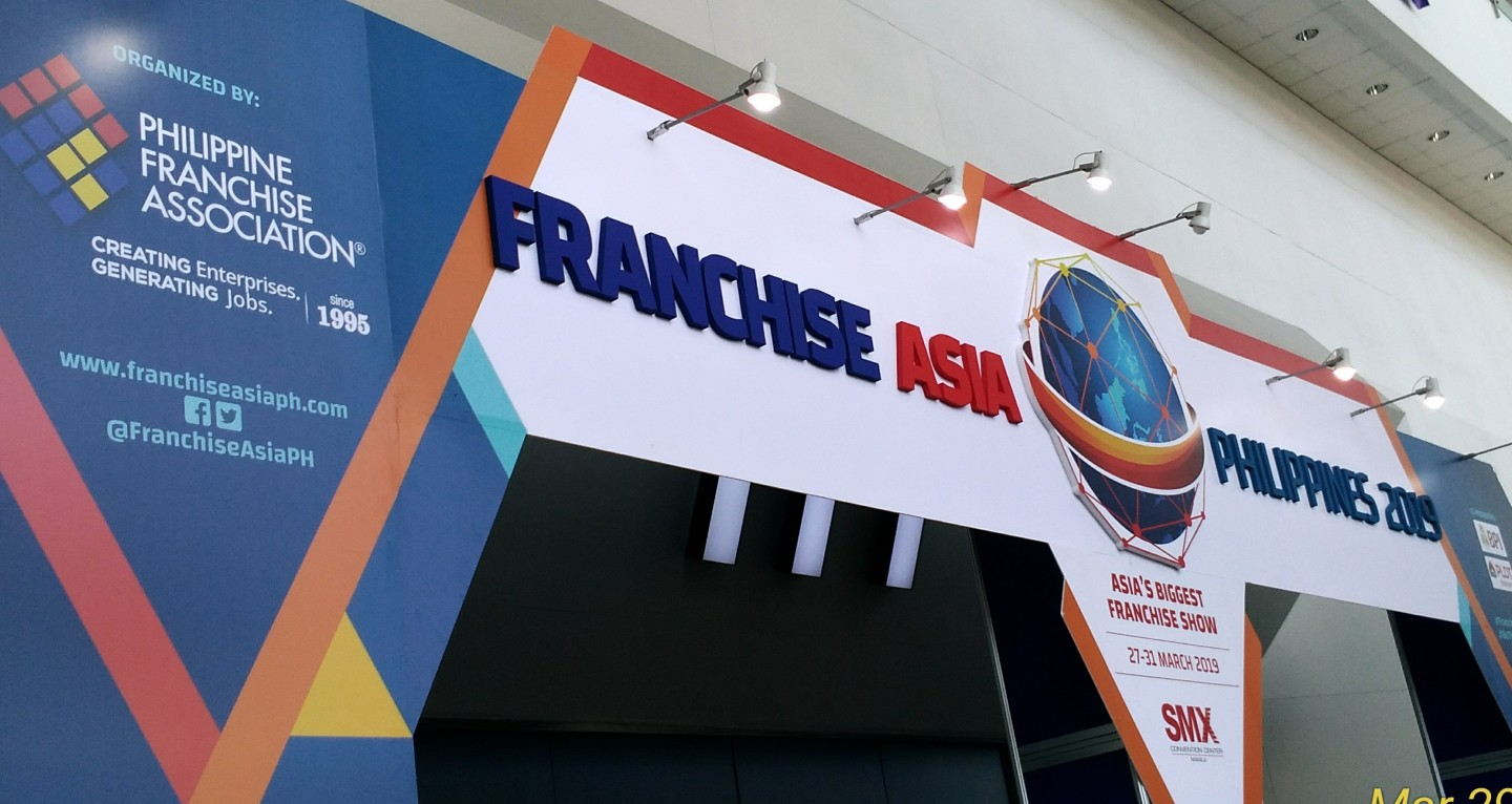 franchise asia 2019 - Science and Digital News